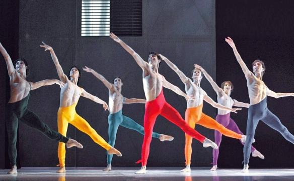 Light- M. Bejart - 1981 - Béjart Ballet Lausanne