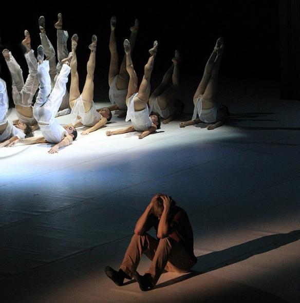 Gil Roman - Syncope - Bejart Ballet Lausanne