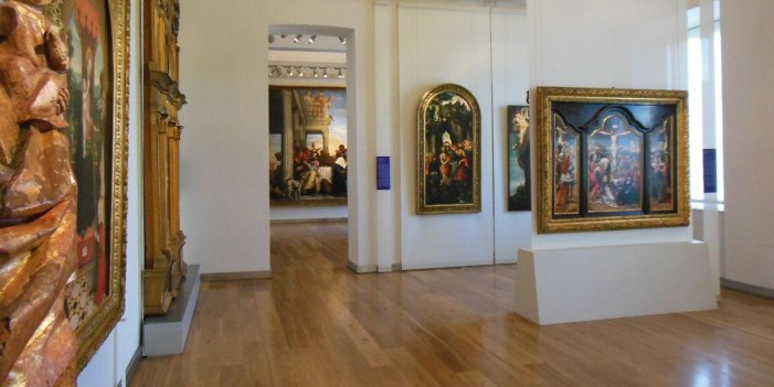 Galleria Sabauda - Spina Reale - Torino