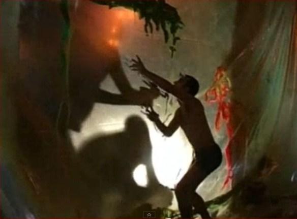 Apollo e Dafne - Performance Gruppo Artistico Corposcenico - Sulmona 2006