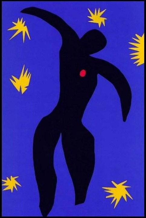 Henri Matisse - Icaro - 1947