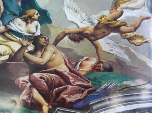 Giuseppe e Domenico Valeriani - Palazzina di Caccia di Stupinigi (III)