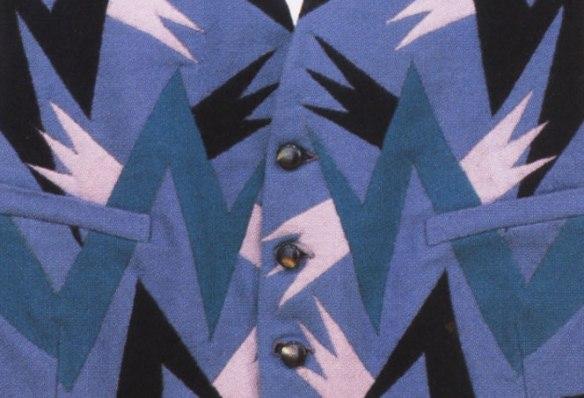 Fortunato Depero - Panciotto blu