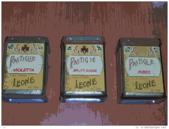 Pastiglie Leone